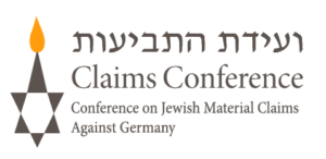 Logo of the Claims Conference